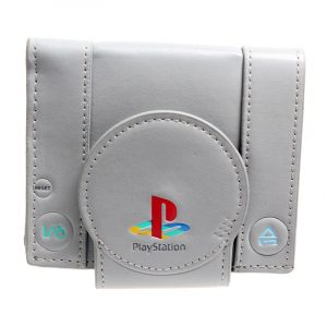 Portefeuille en Forme de Playstation 1